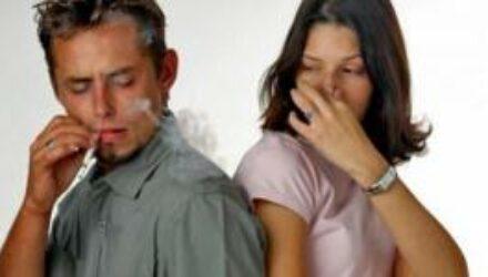 Пассивное курение может провоцировать внезапную смерть