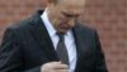 Сломанный президент России