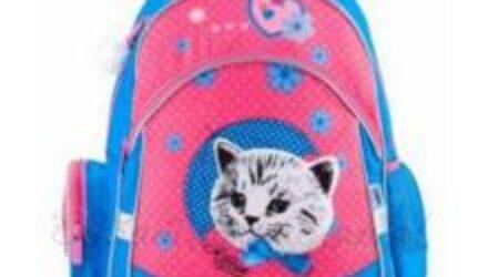 Заботимся о спине школьника: как выбрать ортопедический рюкзак