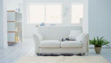 Белый интерьер. Удобно? Красиво? Уютно?