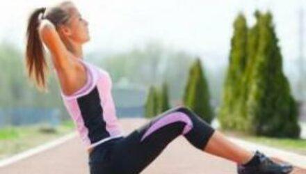 Как скоро делать упражнения после беременности