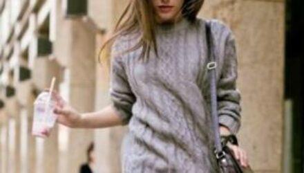 Мода на вязаные вещи: что актуально в этом сезоне