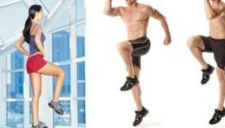 Пять упражнений, чтобы укрепить колени, не выходя из дома