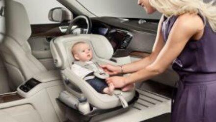 Детское автокресло – безопасность превыше всего