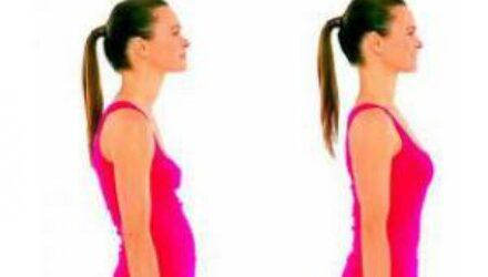 Лучшие упражнения для идеальной осанки и сжигания калорий