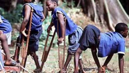 Где можно заразиться полиомиелитом и как ликвидируют опасную болезнь
