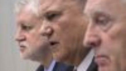 Думская «оппозиция» целиком поддержала нового премьера, ни голоса против