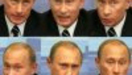 Расширение рожи Путина