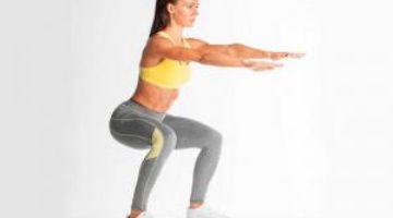 Избавляемся от целлюлита на бедрах и ягодицах: учимся делать полезные упражнения