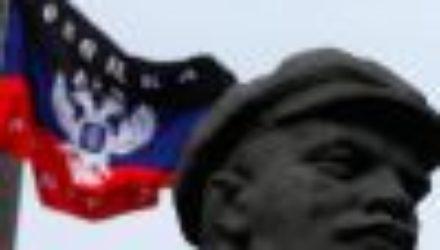 Устав слушать очередные обещания властей, горняки ДНР начали забастовку