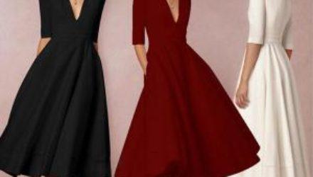 Повседневные платья – универсальный наряд для современных женщин