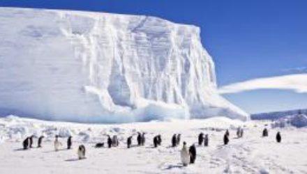 Ученые выяснили время таяния Евразийского ледяного щита