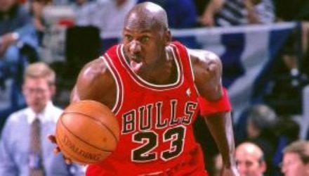 Майкл Джордан поймал рыбу весом больше 200 кг