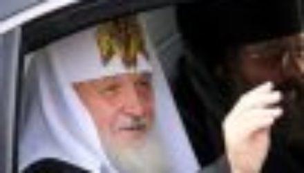 Патриарх призвал игуменью отказаться от авто за 10 миллионов