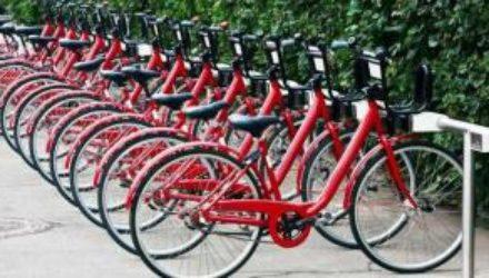 В Киеве заработал международный сервис велопроката