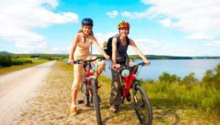 Езда на велосипеде во время пандемии. Редактор — Lets Bike