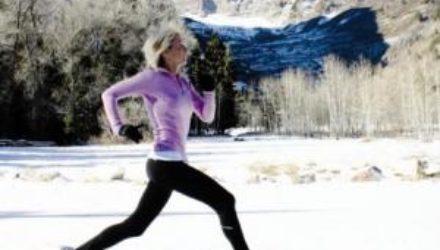 Тренировка на холоде повышает уровень сахара в крови