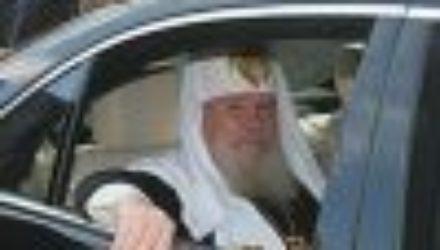 Патриарх заговорил о «наказании божьем» во внешней политике