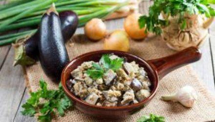 Баклажаны как грибы — рецепт вкусного и диетического гарнира