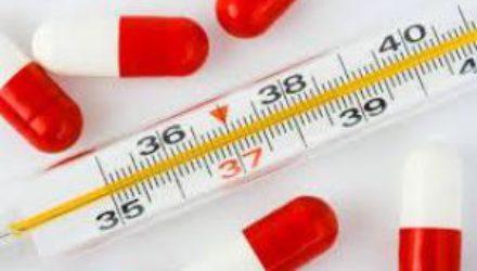 Как сбить температуру без таблеток