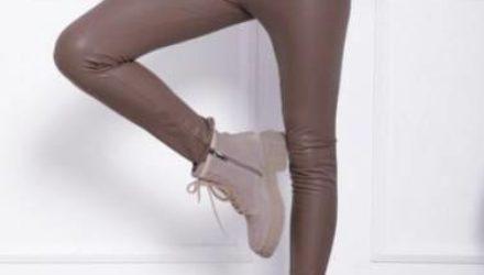 С чем носить леггинсы: модные советы