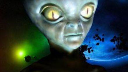 В Австралии сфотографировали полупрозрачного инопланетянина