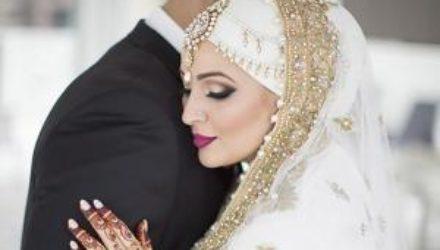 Невесты в Косово или Осетии: самые эффектные свадебные бьюти-образы