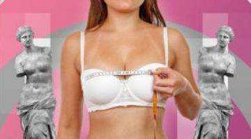 Никаких имплантов: как увеличить грудь без пластической операции