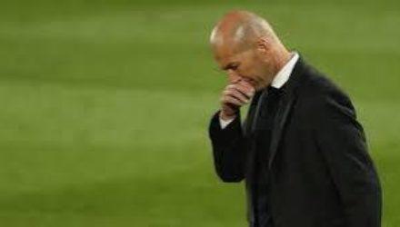 Зидан уходит с поста главного тренера Реала