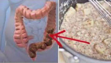 Как очистить кишечник от шлаков