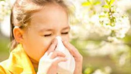 Распространенность аллергии среди детей